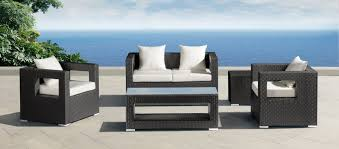 Modern Outdoor Sofa by Modern Furniture White Modern Outdoor Furniture Compact Painted