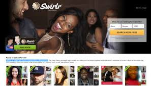 Online dating show Swirlr encourages people to date outside their     Daily Mail The show runs alongside a dating website of the same name which helps match people up