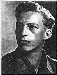 Karl Maier. Obergefreiter. geb. * 8.12.1926 + vermißt seit 18.März 1945. Eingesetzt bei einem Infanterie-Regiment in der Löwendivision in der Nähe von ... - Maier_Karl