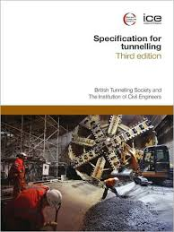 ice specification for tunnelling concrete sheet metal