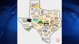 Map Card Austin by Buzzfeed Austin Releases Map Of Texas Without Dfw Nbc 5 Dallas