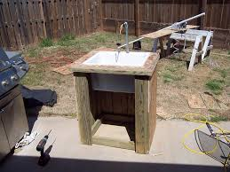 build a outdoor sink home brew forums