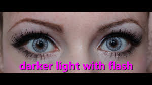 white contact lenses halloween trying desio innocent white contact lenses on brown eyes youtube