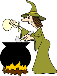 witch silhouette png witch free stock photo illustration of a witch cooking with a
