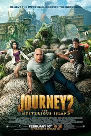หนังใหม่ Journey 2 The Mysterious Island พิชิตเกาะพิศวงอัศจรรย์สุดโลก