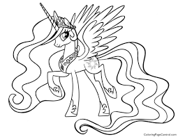 My Little Pony Colouring Pages My Little Pony Coloring Pages Archives Archives Coloring Page