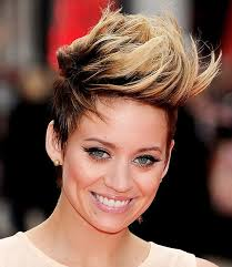 Fohawk Hairstyles Short Haircut 2013 Fauxhawk Hairstyle For Women Hairstyles Weekly