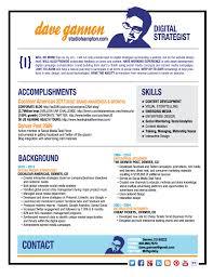 Social Media Resume Sample   Job and Resume Template