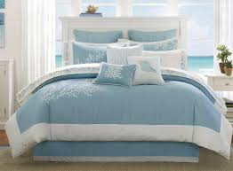 bedding set prodigious kate spade blue and white bedding