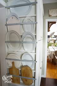 Kitchen Cabinets Plate Rack 127 Best Plate Rack Display Ideas Images On Pinterest Plate