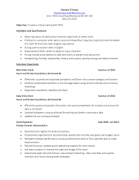 Sales Clerk Resume  hotel front desk clerk resume sample  resume       happytom co