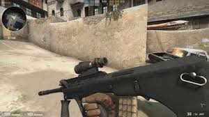 aug contractor counter strike go skin youtube