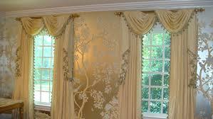 amazon com custom window treatment new york swags u0026 tails
