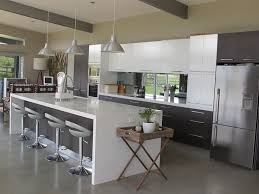 Modern Pendant Lighting For Kitchen Island Best 25 Island Bench Ideas On Pinterest Contemporary Kitchen