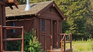 roosevelt lodge cabins yellowstone national park travel