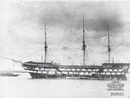 HMS Frederick William