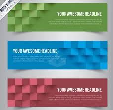 top 30 free banners templates in psd u0026 ai 2017 colorlib