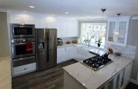 calacatta manhattan by polarstone beautiful kitchen space marble