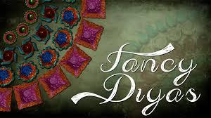 Diwali Decoration In Home Diy Diyas Simple Diwali Diyas Diyas Decoration Youtube
