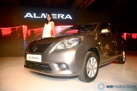 nissan almera spare parts malaysia the all new 2012 nissan almera officially launched wemotor com