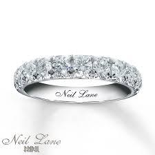 neil lane engagement rings jared neil lane bridal band 1 ct tw diamonds 14k white gold