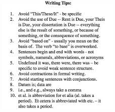 thesis writing for computer science FAMU Online