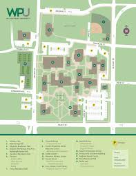 Raleigh Map Locations U0026 Directions U2013 William Peace University