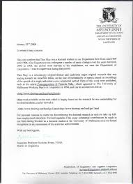 Recommendation Letter Masters Degree  Samples Of Recommendation Letters Best Letter Example