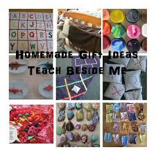 preparing for the holidays homemade gifts for kids teach beside me