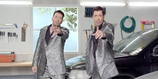 How To Get On Property Brothers by Hgtv U0027s Property Brothers Auto Tune Your Diy Tips In Cringey Dance