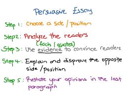 persuasive essay on keepsmiling ca