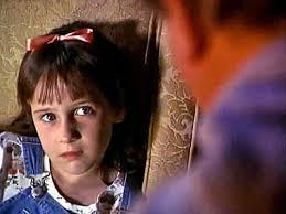 Mara Wilson - Mara Wilson, interpretó a Matilda en el año 1996. Fuente fotografica: Youtube - mara-wilson-en-matilda
