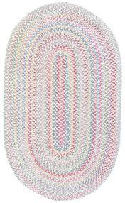 Capel Rug Sale Amazon Com Capel Rugs Baby U0027s Breath Oval Braided Area Rug 3 X 5