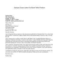 charity motivational letter sample application cover letter for university cover letter bank teller cover letter sample after graduate bachelor degree of banking in nebraska university university
