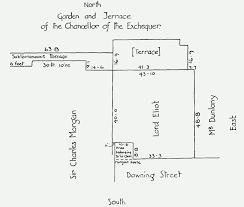 Downing Street Floor Plan No 11 Downing Street British History Online
