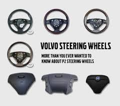 2007 volvo steering wheels