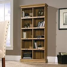 Sauder Black Bookcase by Sauder Beginnings Highland Oak Open Bookcase 413324 The Home Depot