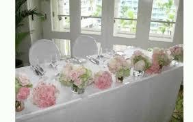 Table Flower Arrangements Wedding Top Table Flowers Youtube