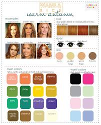 Best Hair Colors For Cool Skin Tones Via Cardigan Empire Warm Autumn If I U0027m Not Deep I U0027ve Got To Be