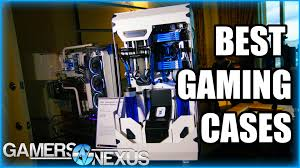 Cabinet For Pc by The Best Gaming Pc Cases Of 2016 Ces Case Round Up Youtube