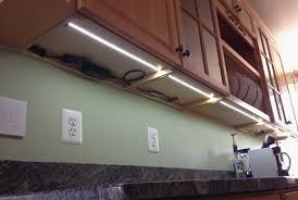 How To Install Kitchen Cabinets by 10 Nice How To Install Led Lights Under Kitchen Cabinets House