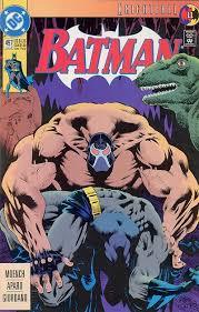 Los enemigos de batman
