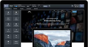 oxygen visual website design inside wordpress
