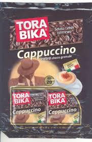 Undeclared milk in TORA BIKA brand CAPPUCCINO EXTRA CHOCO GRANULE ... - 20120606a_1339516405489_eng