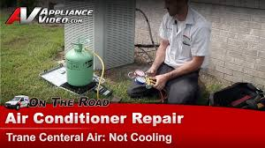 central air conditioner repair not cooling how to scale in