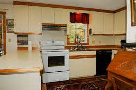 Kitchen Cabinet Refacing Before And After Photos Barnstable Cape Cod Cabinet Refacing Hyannis Orleans Brewster Dennis