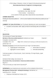 College Resume Templates     Free Samples  Examples    Formats     Template net     Free Sample Resume Template  Cover Letter and Resume Writing Tips  Student