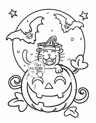 halloween kid images and color easy halloween kid halloween coloring pages pages to