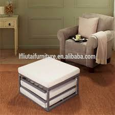 saving space hidden bed hidden metal folding bed stool murphy