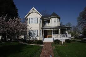 elegant nice design of the modern victorian house plans that has